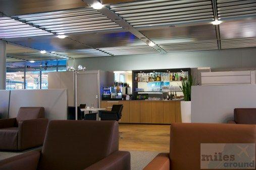 Lufthansa Senator Lounge am Flughafen Nürnberg (Lounge
