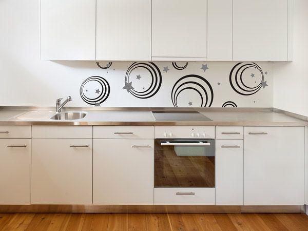 Mal Ideen Für Wände für die küche ideen für kreative küchen wandtattoos