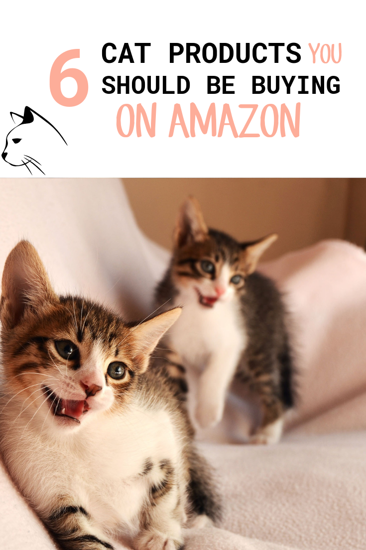 6 Cat Products You Need To Be Buying From Amazon In 2020 Live Long And Pawspurr Cat Behavior Cat Stuff Products Cat Supplies
