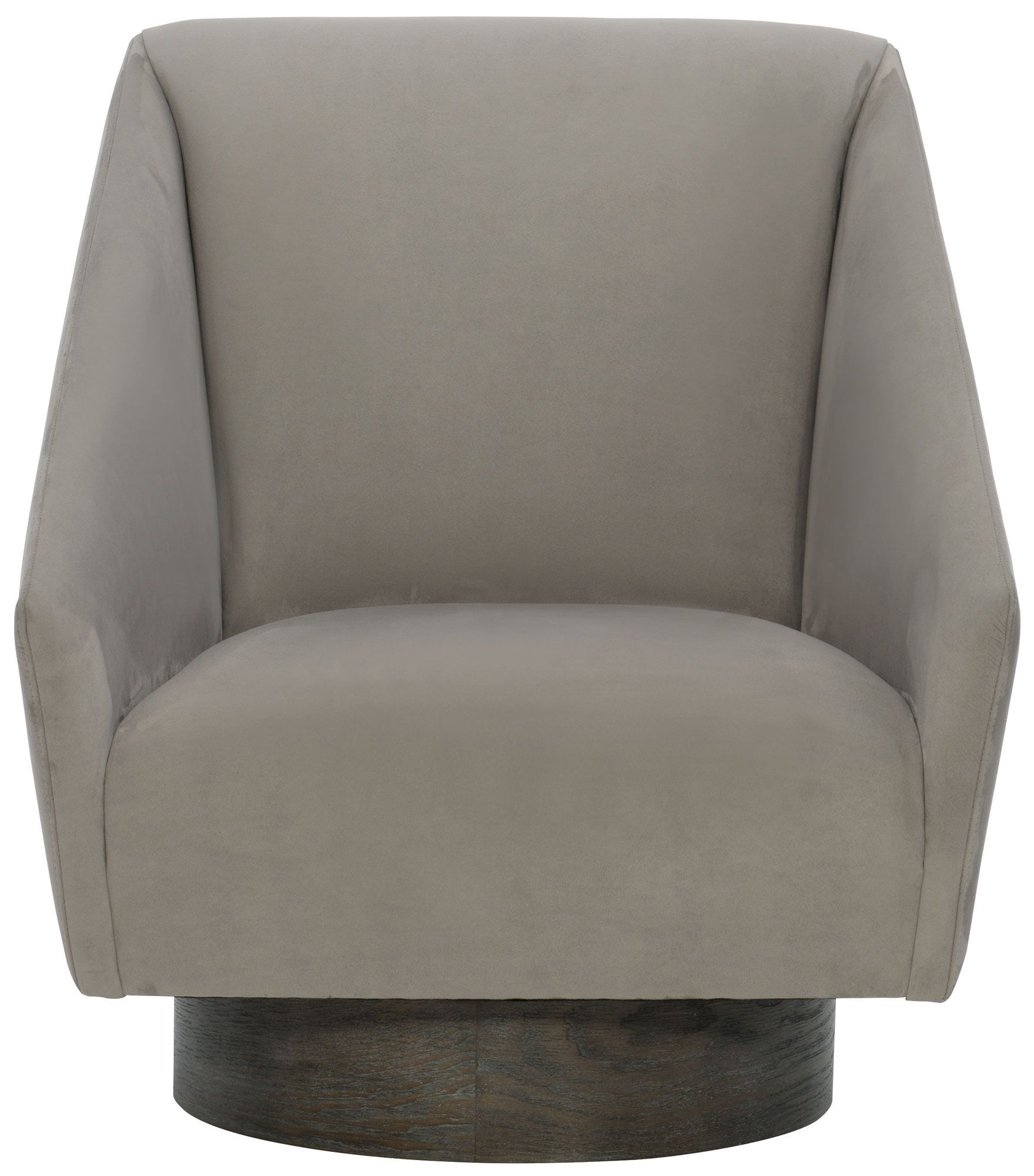 Cornet Accent Chair Swivel And Glide: Leather Swivel Chair, Swivel