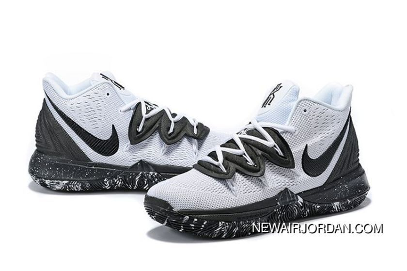 Men Nike Kyrie 5 Basketball Shoes SKU 69738 470 Outlet (With