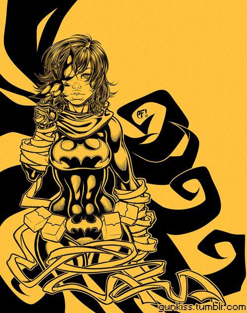 Camila Fortuna - Black Bat (Cassandra Cain)