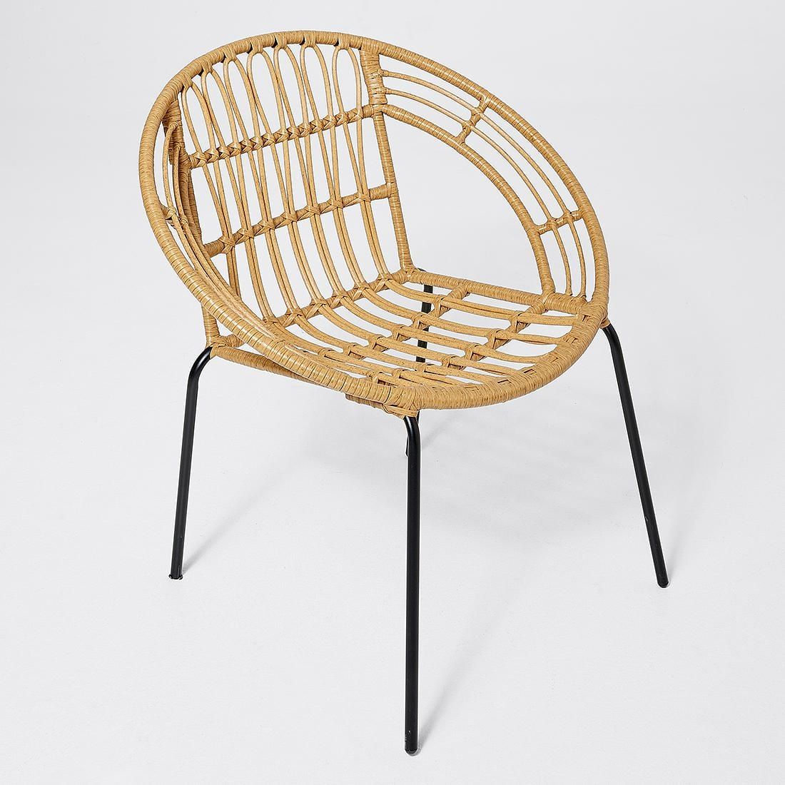 Willa Woven Rattan Chair | Chair, Woven chair, Occasional ...
