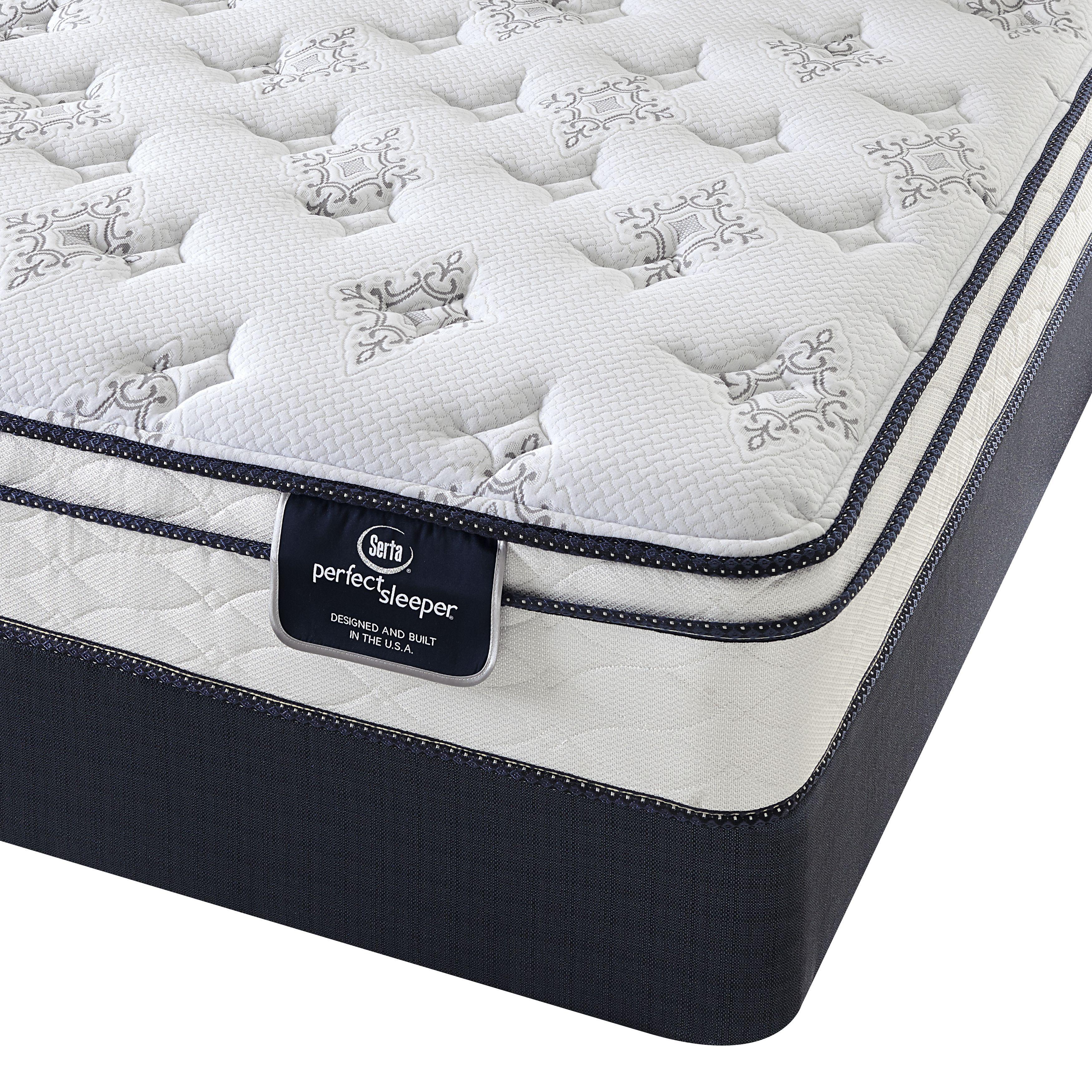 Serta Perfect Sleeper Incite Euro Top Fullsize Mattress
