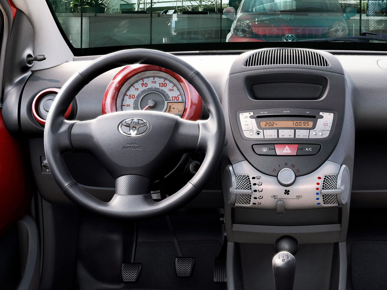 Image result for toyota aygo interior | Toyota aygo | Pinterest ...