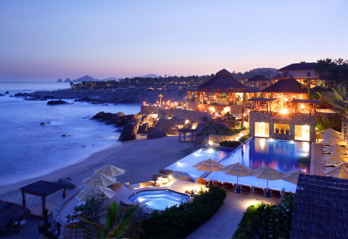 Esperanza - An Auberge Resort (Los Cabos, Mexico) this view is why we keep going back after 10 years