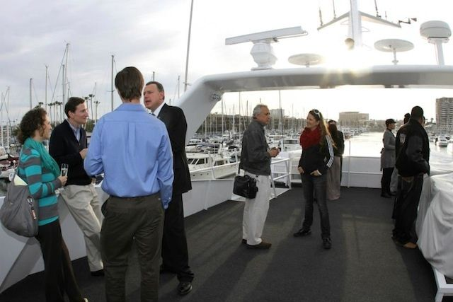 Fantasea Yachts Marina Del Rey Dandeana Sky Deck Great For A Corporate Celebration And Sunset Cruise Year Round Www Fort Myers Beach Sunset Cruise Yacht