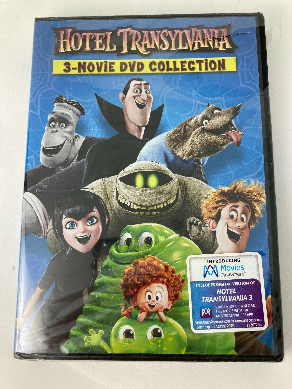 3 PG animated comedy movies Hotel Transylvania 1 2 3