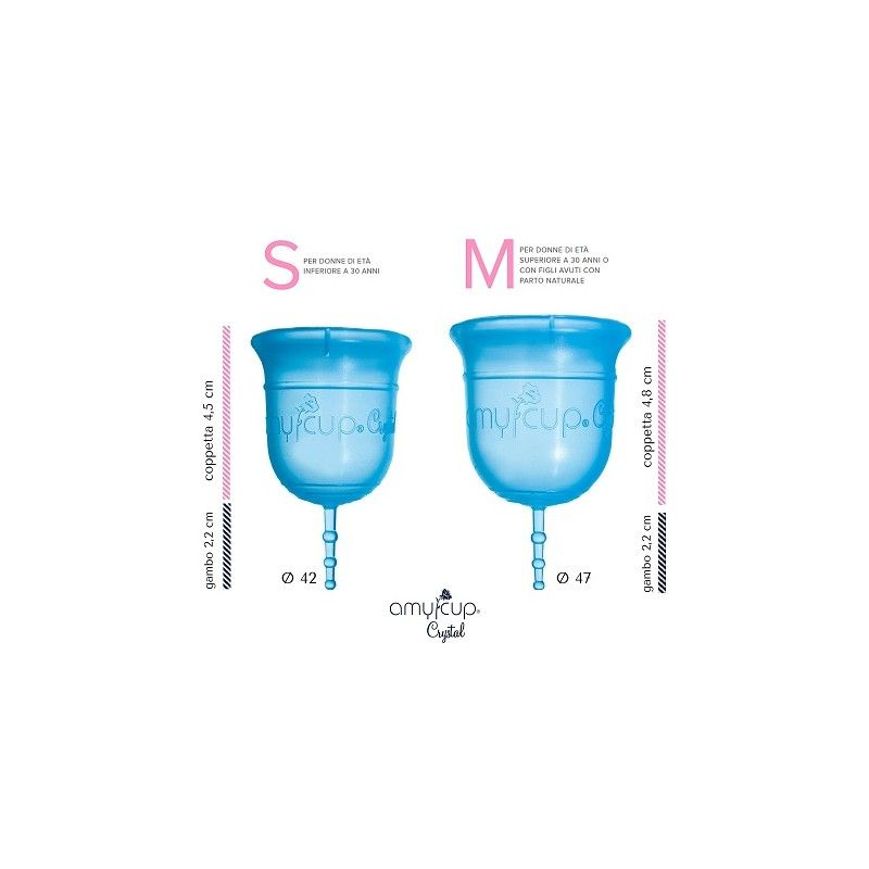 Amycup Coupelle Menstruelle Taille M Autour De La Pharmacie