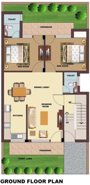 Independent Floor House Plans Delhi NCR, Chennai, Bangalore and ...