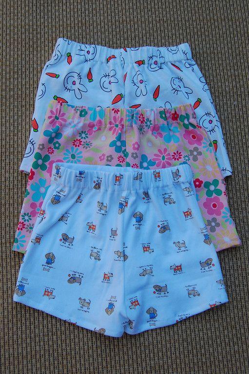 shorts mit gummizug | Nähen - Kind | Pinterest | Taschen, Sommer und ...
