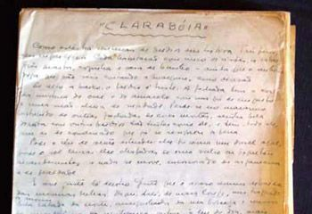"""""""Claraboya"""" José Saramago"""