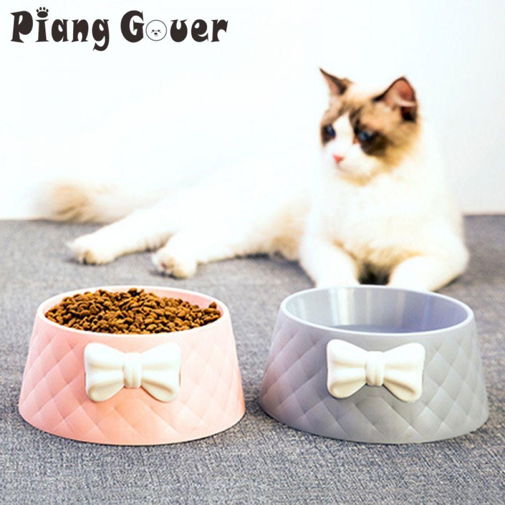 Piang Gover Pet Food Water Bowl Pet Feeder Dog Feeding Bowls