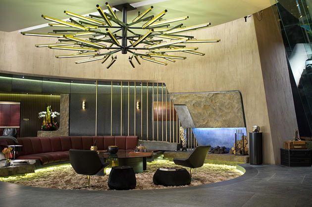 Inside Tony Stark 39 S Penthouse Marvel