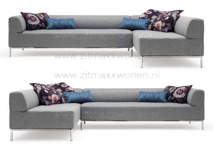 1649 zitmaxx wonen banken hoekbanken loungebank freistil rolf benz 185 5931. Black Bedroom Furniture Sets. Home Design Ideas