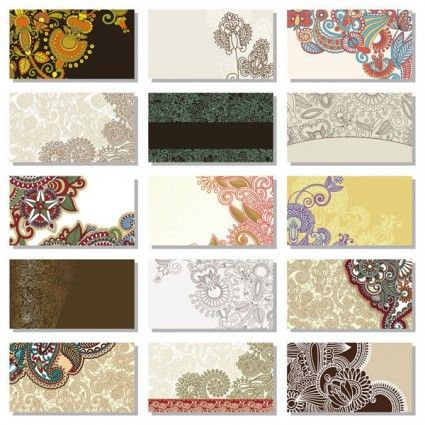 Beautiful pattern card background vector 2 tarjetas pinterest beautiful pattern card background vector 2 colourmoves