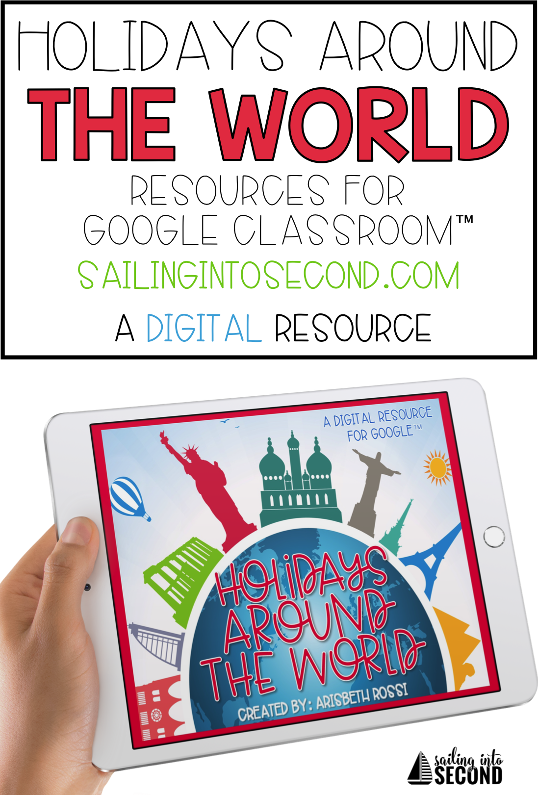 Christmas Around the World (Digital) | Comprehension activities ...