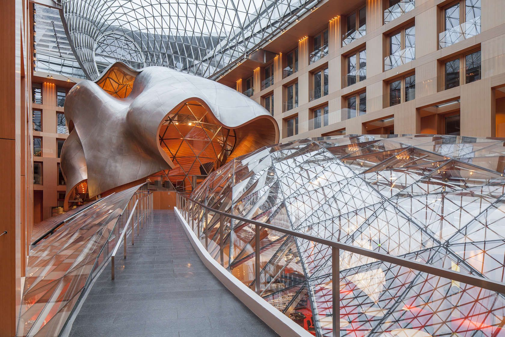Dz Bank Berlin Banks Building Architecture Architecture Photography