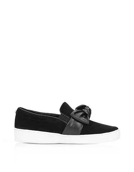 Wir haben Michael Kors Willa Slip On Sneaker aus Wildleder in schwarz auf unsere Seite gepostet. Schaut euch an, was es sonst noch von Michael Kors gibt.
