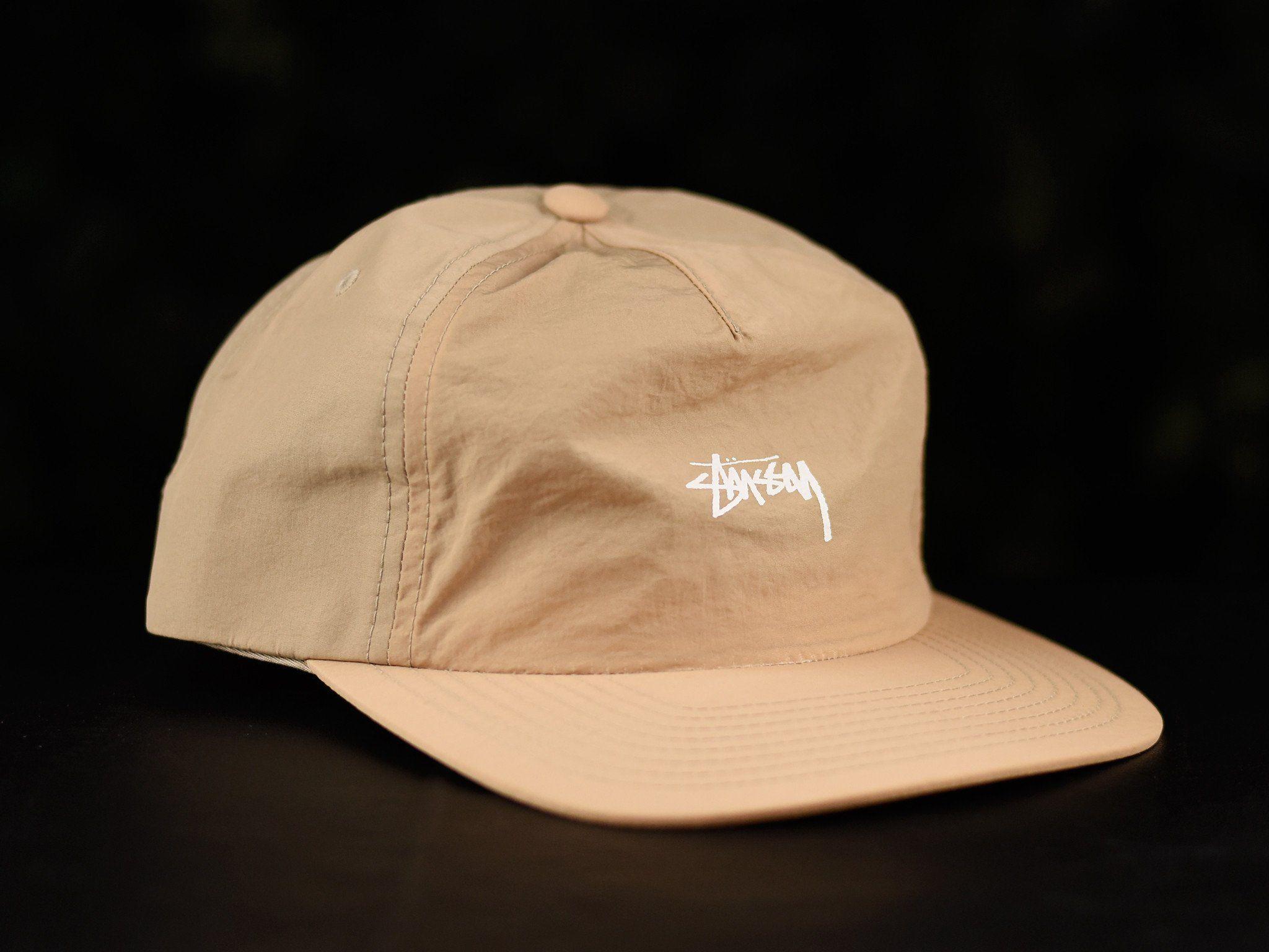 879f1ffb Stussy Euclid Cap Khaki [232155-K] | Stussy | Stussy, Baseball hats ...