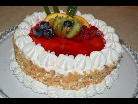 طريقة تحضير طرطة عيد ميلاد راقية مثل البتيسريات و باقل من 30 درهم Youtube Mini Cheesecake Desserts Cheesecake