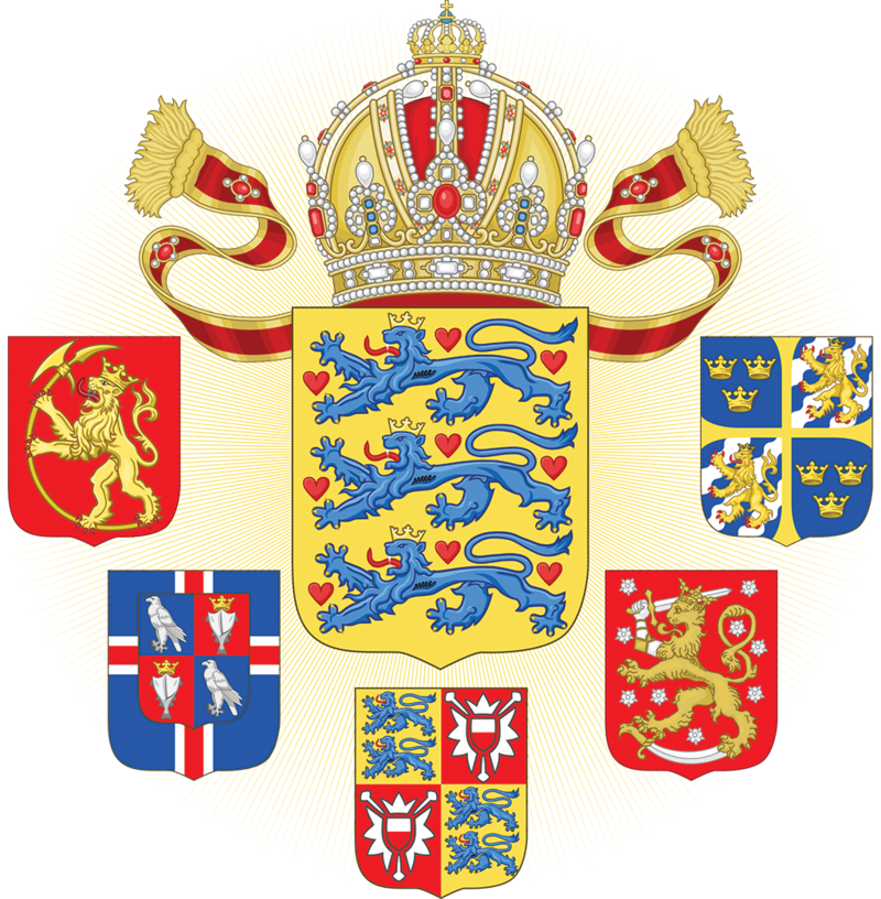 Small Coat Of Arms Of The Scandinavian Empire By Regicollis On Deviantart Coat Of Arms Scandinavian History Arms