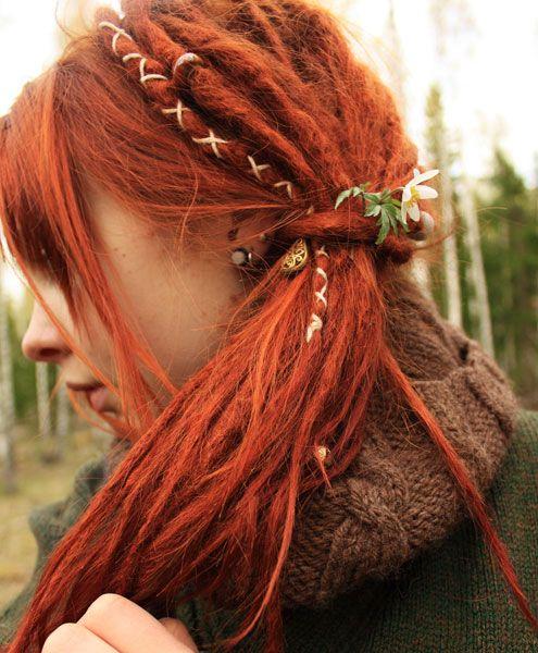 Best 25 Half Dreads Ideas On Pinterest Half Dreaded