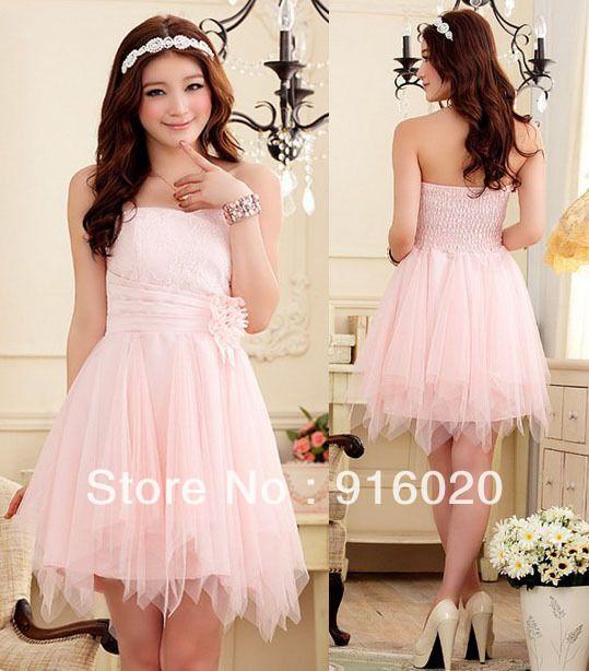 vestidos para adolescentes de boda de los adolescentes de