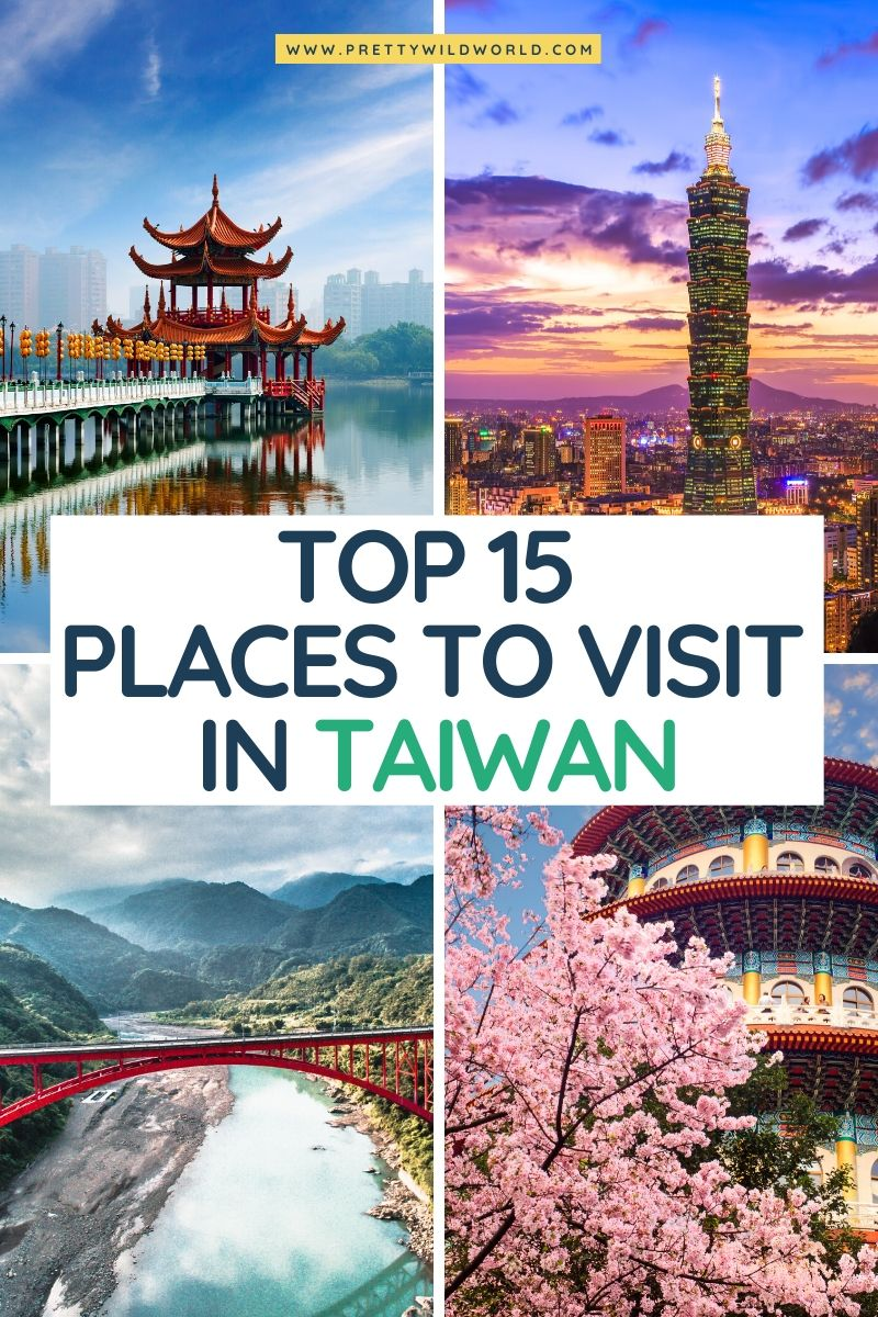 Looking for the best places to visit in Taiwan? Perhaps you're looking for Taiwan food, Taiwan travel, and Taiwan photography? Read this post now or pin it for later read! #taiwan #asia #traveldestinations #traveltips #bucketlisttravel #travelideas #travelguide #amazingdestinations #traveltheworld via @prettywildworld