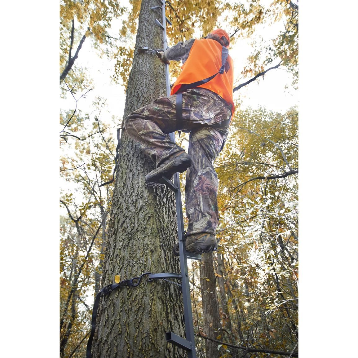 Guide Gear 20' Climbing Sticks Hunting Tree Stand