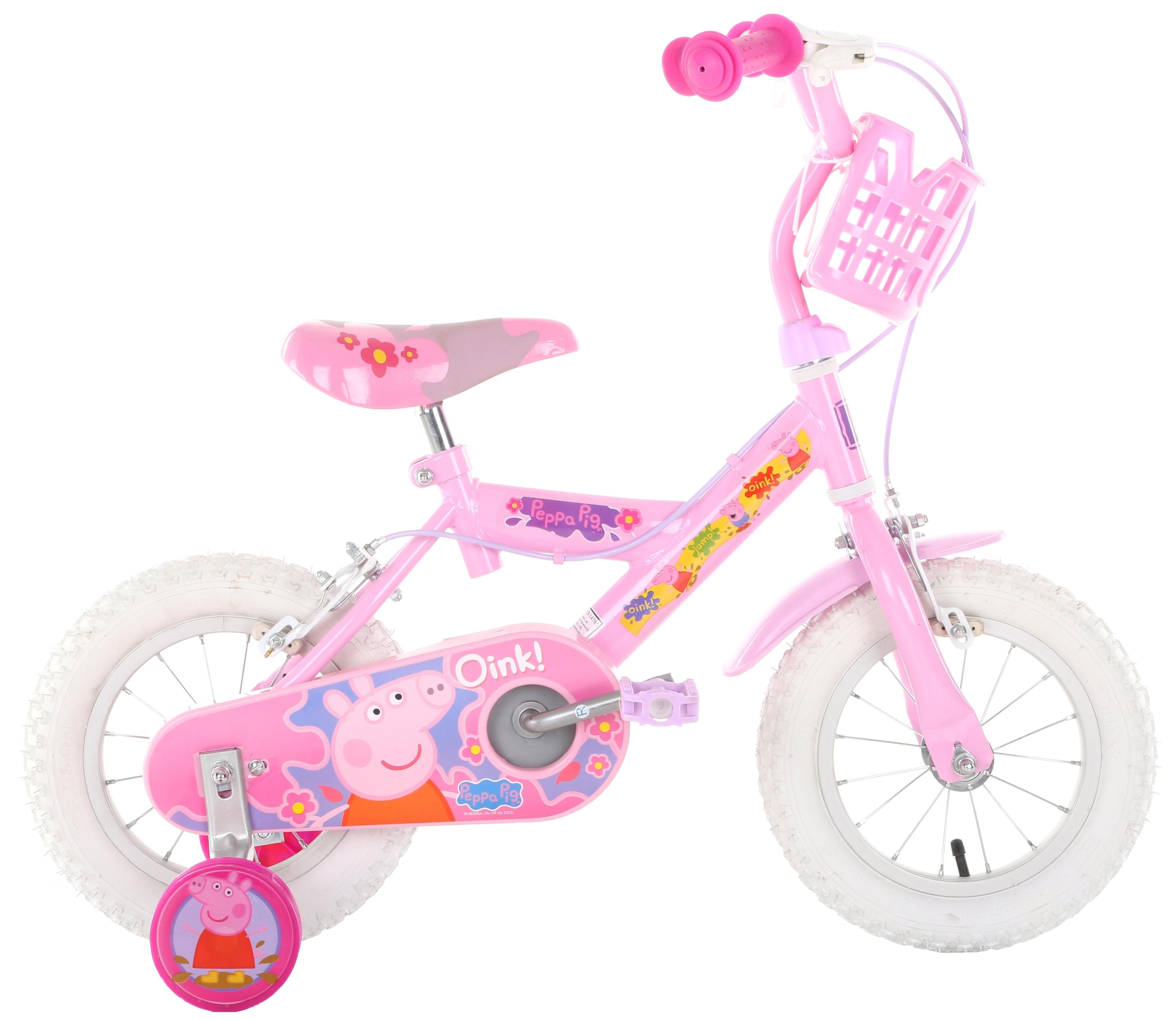 Cycle Around With Peppa And Her Family And Friends With This Great