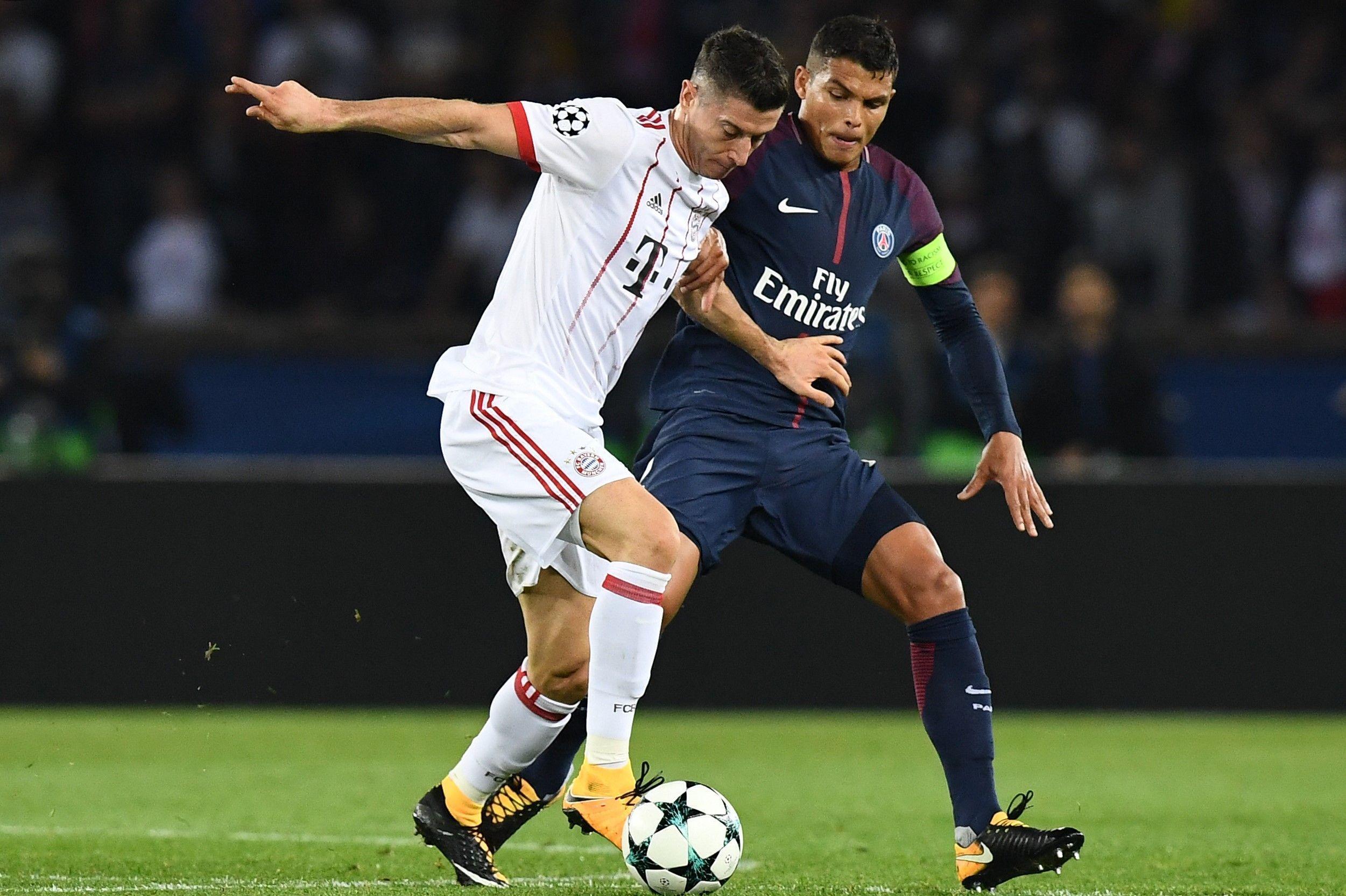 Thiago Silva face  Metz en Coupe de la Ligue 2017