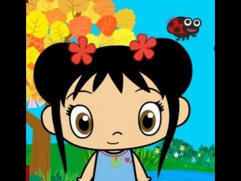 how to draw ni hao kai lan