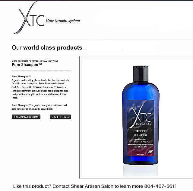 Pure xtc free