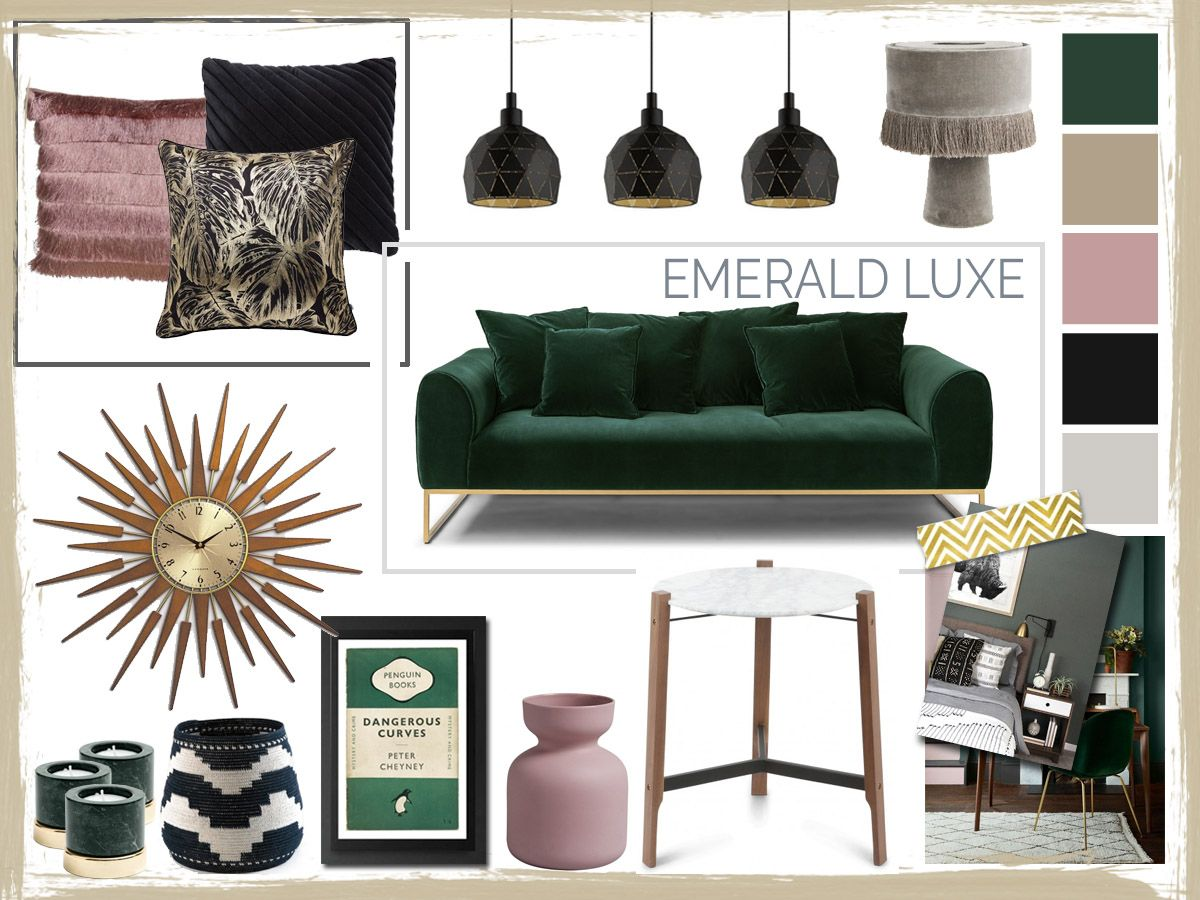 Pro Tips For Creating A Mood Board With Images Interior Design