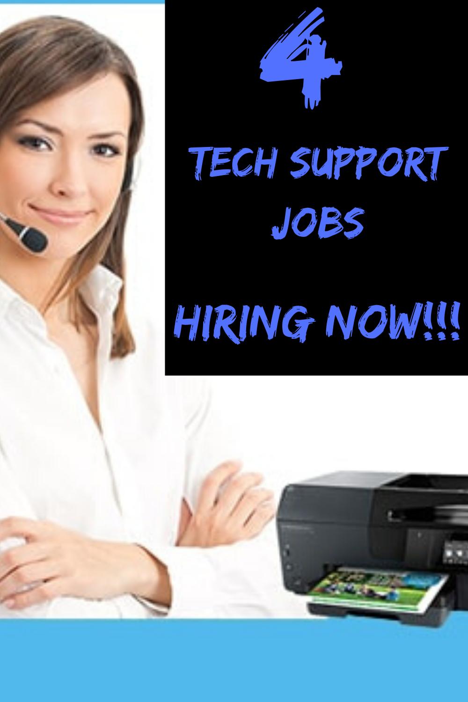 Tech Support Jobs