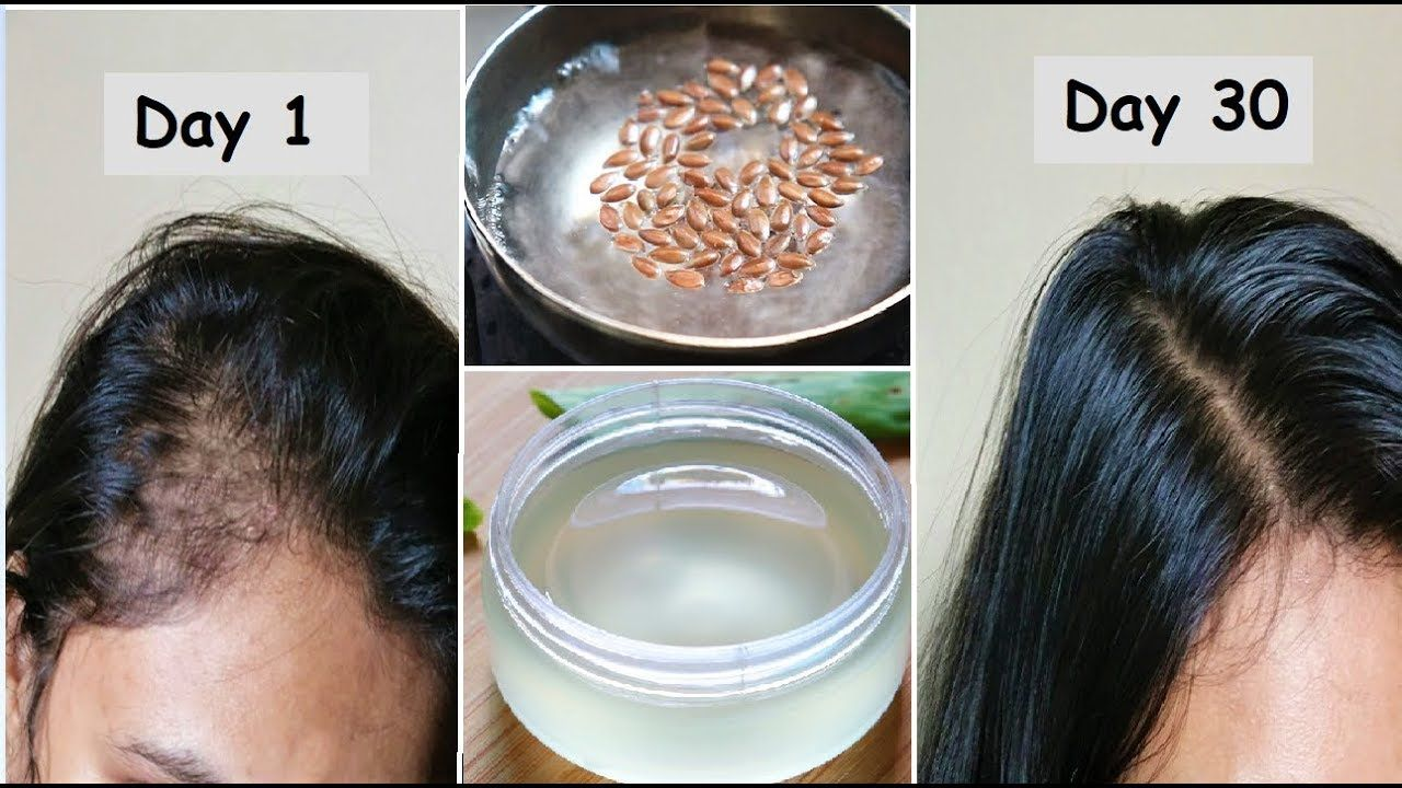 She turned her Thin hair to Thick hair in 30 Days ...