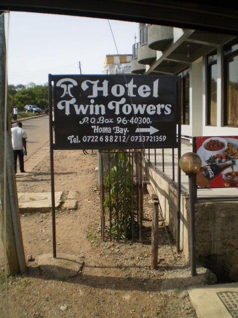 Hotel Twin Towers, Homa Bay, Kenya