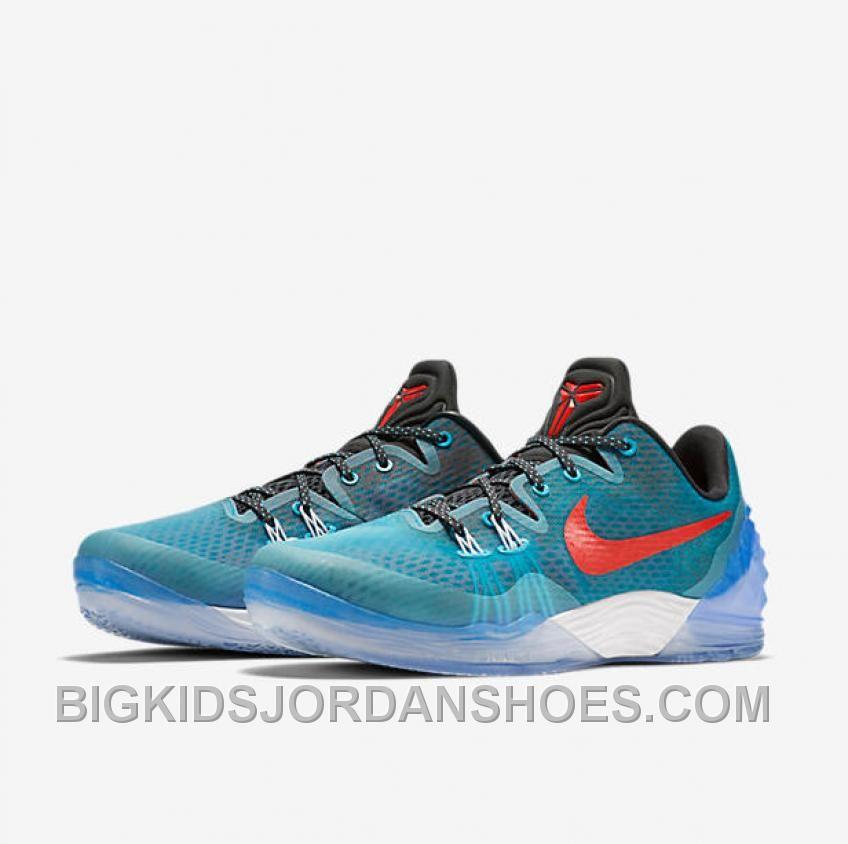 sale retailer 43985 7f8d9 Nike Zoom Kobe Venomenon 5 Ep Blau Schuhe