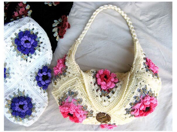 http://image.made-in-china.com  Crochet-Bag-La-Rose-De-Victor