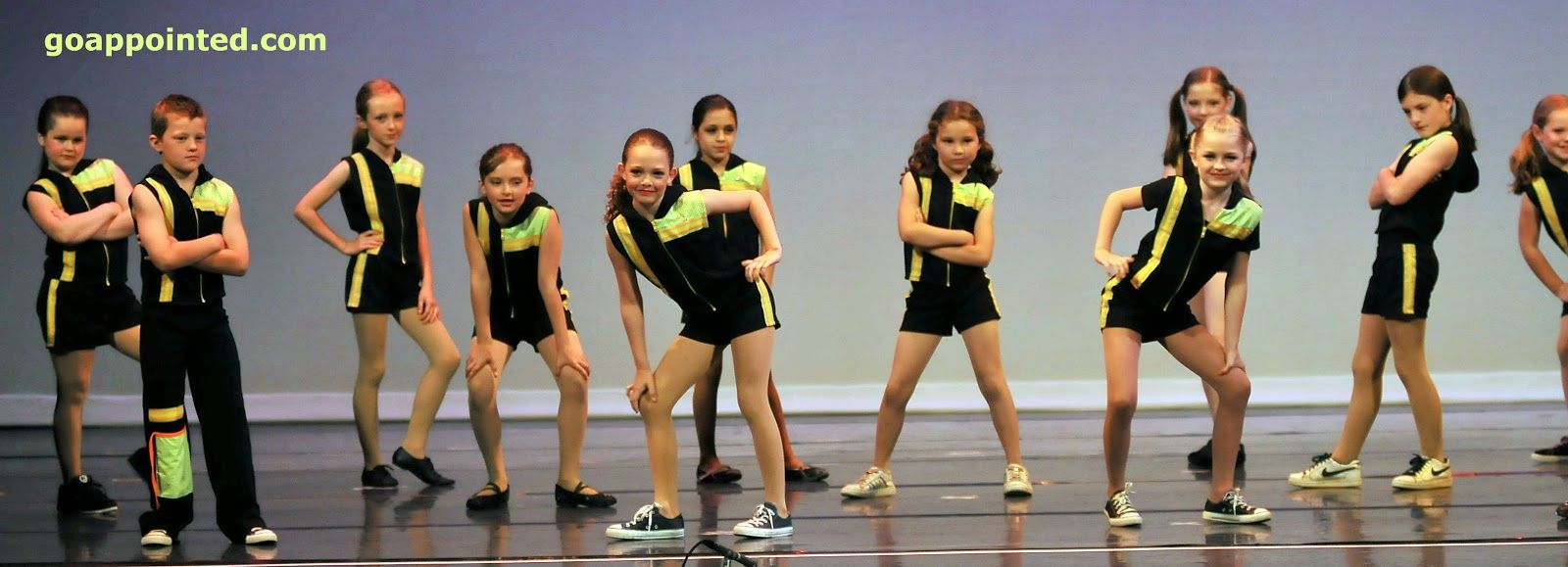 Dance Class Appointment Booking: Dance Class Appointment Booking