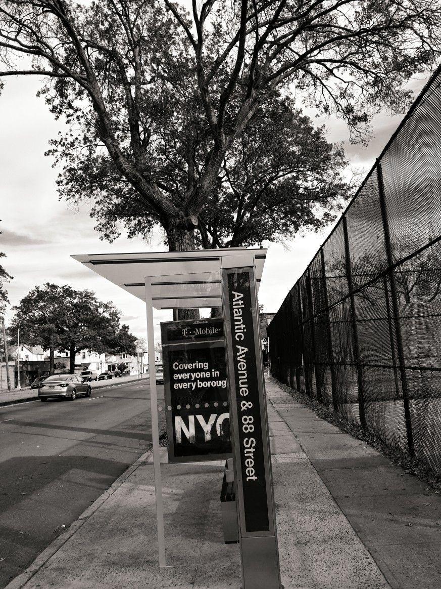 Atlantic Ave.and 88th. St. Ozone Park, NY Ozone park
