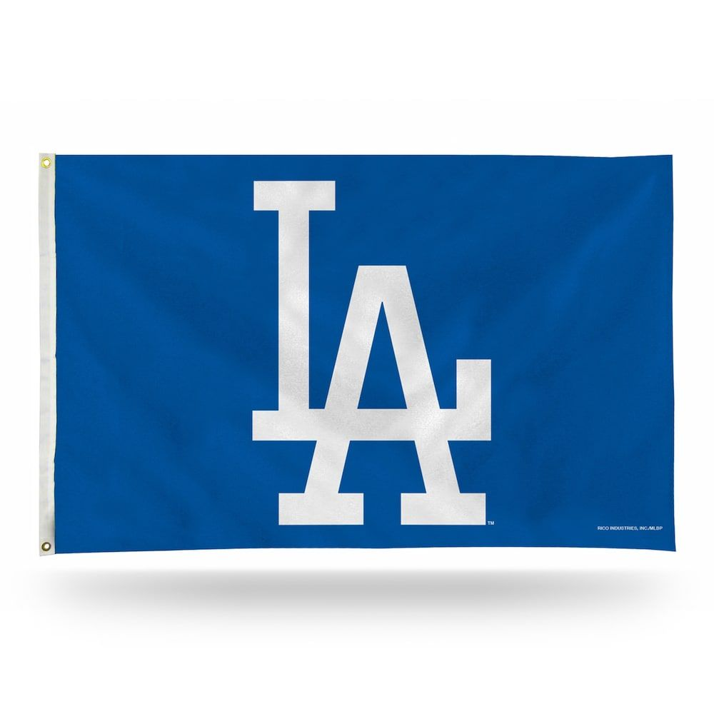 Los Angeles Dodgers Banner Flag Los Angeles Dodgers Dodgers Los Angeles
