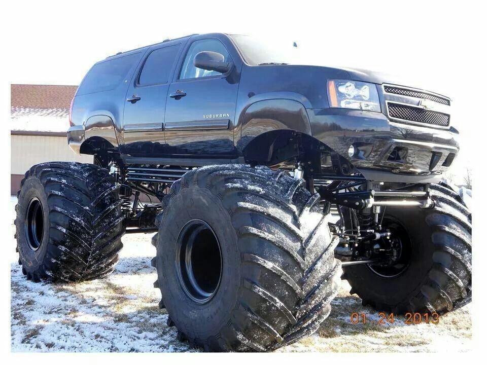 Monster trucks image by Dustin Poplin on Trucks Big