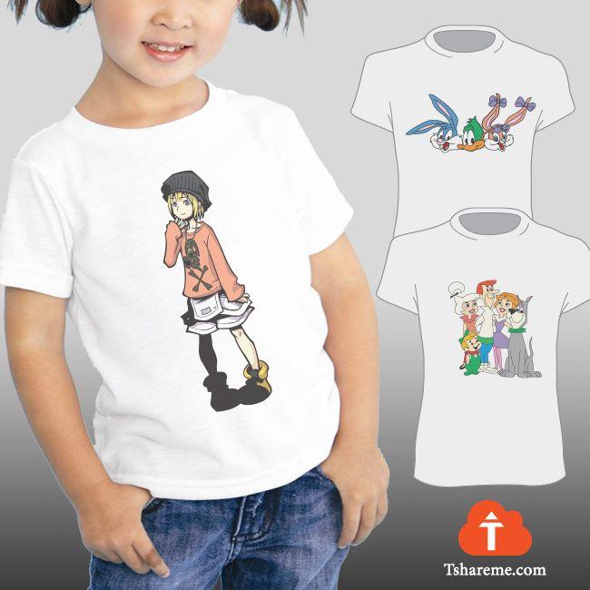 هل ترغب فى طباعة تيشيرت لطفلك أو طفلتك ادخل على الموقع Www Tshareme Com و ارسل لنا صورة او رسمة و هنطبعها لك و نوصل T Shirts For Women Mens Tops Mens Tshirts
