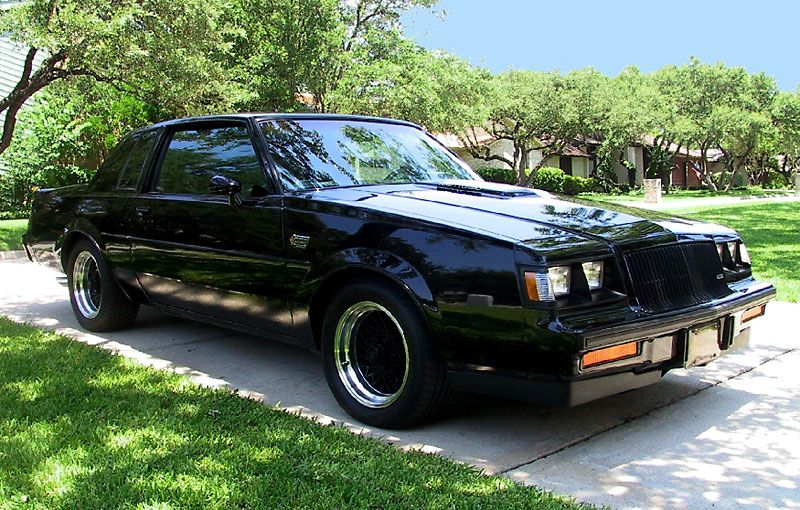 Muscle Cars Grand National Buick Grand National And Buick - Cool cars but cheap