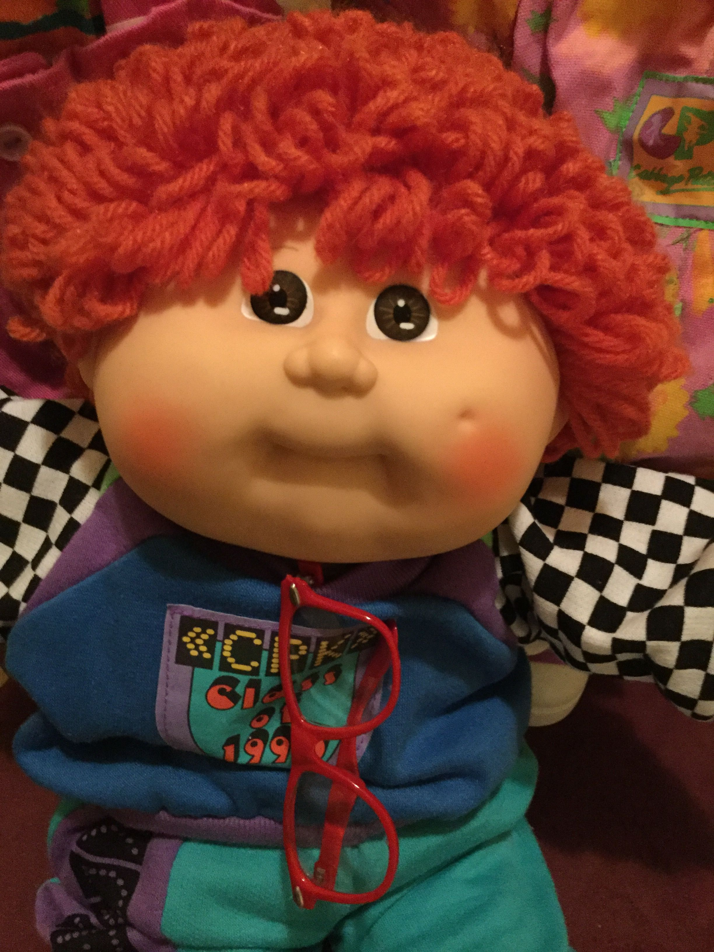 Pin By Rosel Jung On Cpks Love Em Cabbage Patch Babies Cabbage Patch Dolls Cabbage Patch Kids