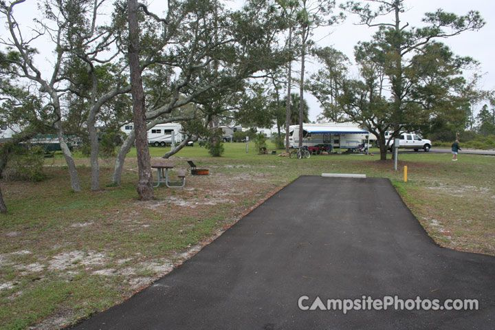 Fort Pickens Recreation Area Campsite Photos Info Reservations Recreation Area Pickens Campsite