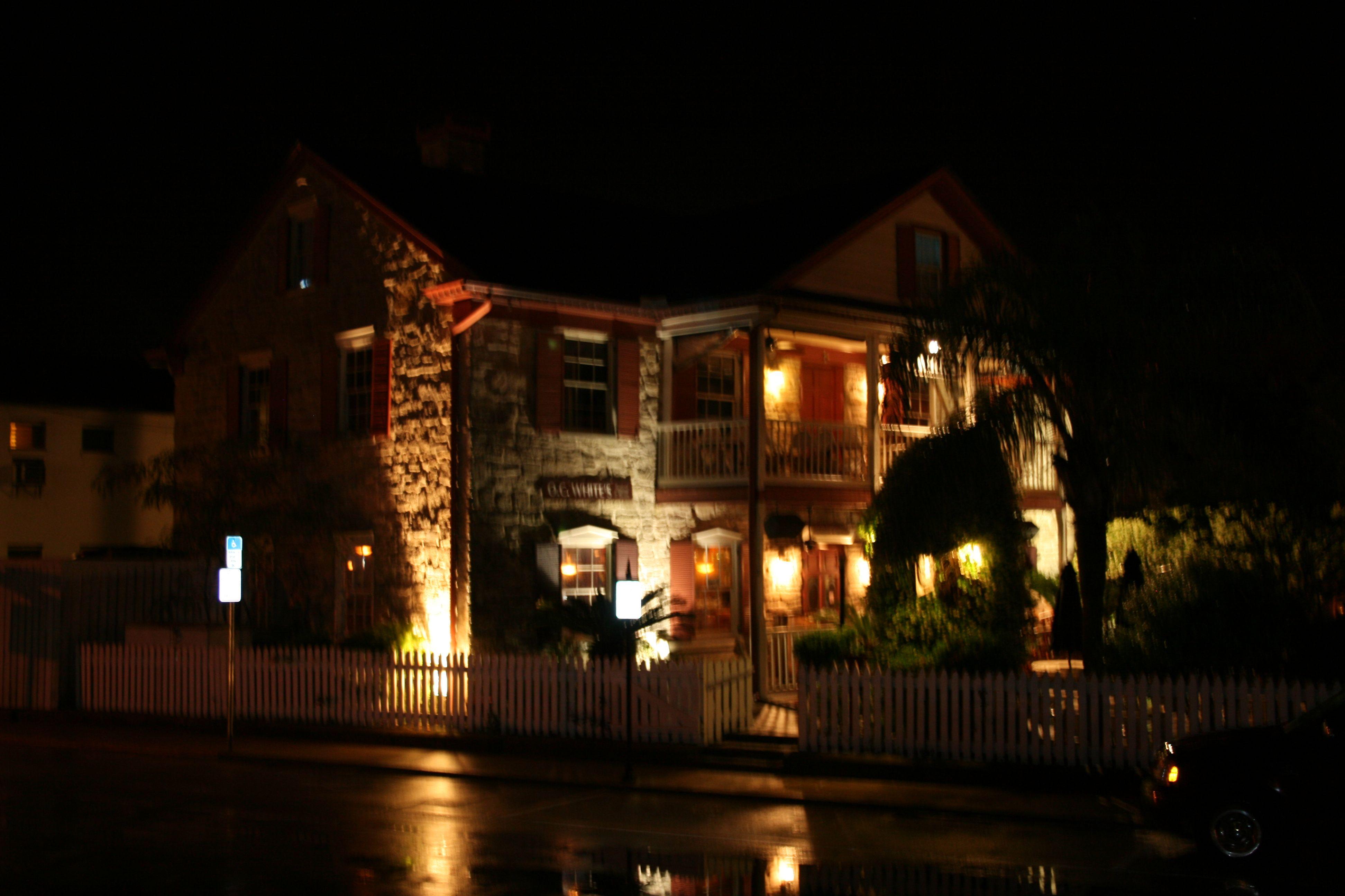 O.C. White's Restaurant St. Augustine, FL destination