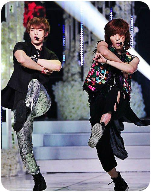SHINee - Taemin/Minho - Sherlock